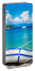Summer Sailing In The Med Portable Battery Charger