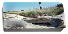 Portable Battery Charger featuring the photograph Summer Scene by Ed Weidman