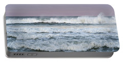 Summer Waves Seaside New Jersey Portable Battery Charger by Terry DeLuco