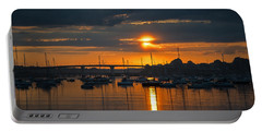 Summers Eve Portable Battery Charger by Susan  McMenamin