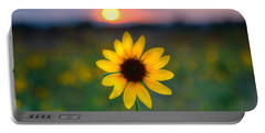 Sun Flower Iv Portable Battery Charger