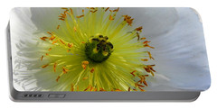 Portable Battery Charger featuring the photograph Sunburst by Deb Halloran