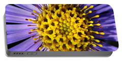 Portable Battery Charger featuring the photograph Sunburst by Wendy Wilton