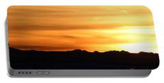 Sundre Sunset Portable Battery Charger