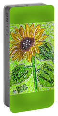Sunflower Advice Portable Battery Charger