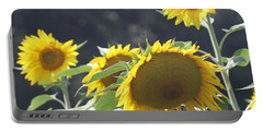 Sunflower Cluster 2 Portable Battery Charger
