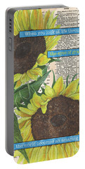 Sunflower Dictionary 2 Portable Battery Charger