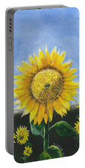 Sunflower Series One Portable Battery Charger