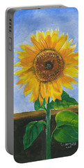 Sunflower Series Two Portable Battery Charger