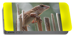 Sunning Lizard Portable Battery Charger