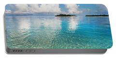 Sunny Invitation For  You. Maldives Portable Battery Charger