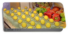 Sunny Side Up Portable Battery Charger