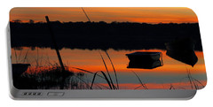 Portable Battery Charger featuring the photograph Sunrise Cove  by Dianne Cowen