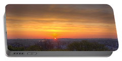 Sunrise Portable Battery Charger by Daniel Sheldon