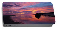 Portable Battery Charger featuring the photograph Sunrise Drama by Dianne Cowen
