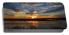 Portable Battery Charger featuring the photograph Sunrise Glory by Dianne Cowen