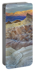 Sunrise In Death Valley Portable Battery Charger