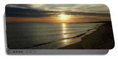 Sunrise In Norfolk Va Portable Battery Charger