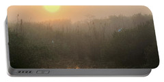 Sunrise In The Everglades Portable Battery Charger