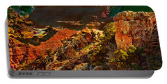 Sunrise Lipan Point Grand Canyon Portable Battery Charger