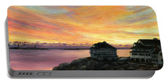 Sunrise Long Beach Rockport Ma Portable Battery Charger