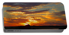 Portable Battery Charger featuring the photograph Sunrise Magic by Dianne Cowen