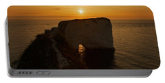 Sunrise Old Harry Rocks Portable Battery Charger