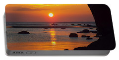 Portable Battery Charger featuring the photograph Sunrise Therapy by Dianne Cowen