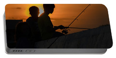Sunset Anglers Portable Battery Charger