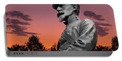 Sunset At Gettysburg  Portable Battery Charger