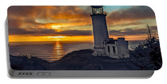 Sunset At North Head Portable Battery Charger