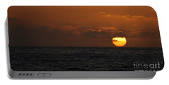 Sunset At St Ives Portable Battery Charger