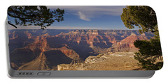 Sunset At Hopi Point Portable Battery Charger