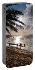 Sunset Beach Park Portable Battery Charger