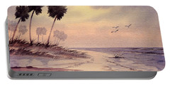 Sunset Beach Tarpon Springs Portable Battery Charger