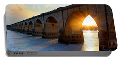 Sunset Bridge Portable Battery Charger