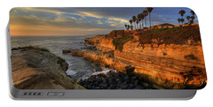 Sunset Cliffs Portable Battery Charger