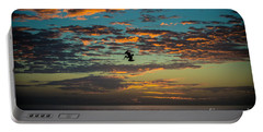 Sunset Dive Portable Battery Charger