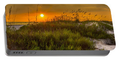 Sunset Dunes Portable Battery Charger