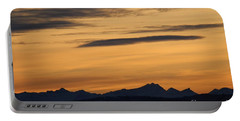 Sunset From 567 Portable Battery Charger