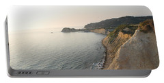 Portable Battery Charger featuring the photograph Sunset Gourna by George Katechis