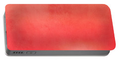 Sunset Impression Portable Battery Charger