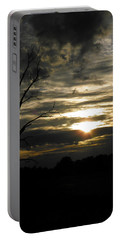 Sunset Of Life Portable Battery Charger
