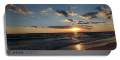 Sunset On Alys Beach Portable Battery Charger