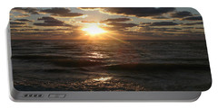 Sunset On Venice Beach  Portable Battery Charger