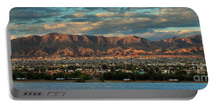 Sunset Over Havasu Portable Battery Charger