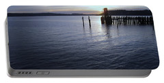 Sunset Over Titlow Portable Battery Charger