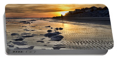 Sunset Wild Dunes Beach South Carolina Portable Battery Charger
