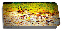 Sunshine Butterfly Portable Battery Charger
