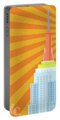 Sunshine City Portable Battery Charger